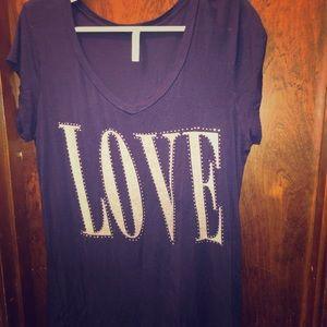Tops - Love tee